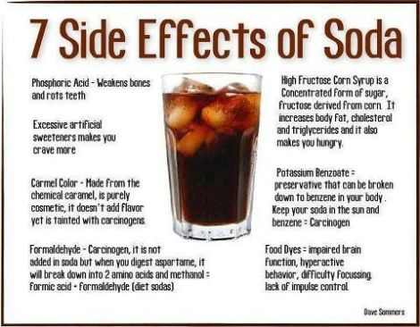 Coffee Substitute Drinks Side Effects